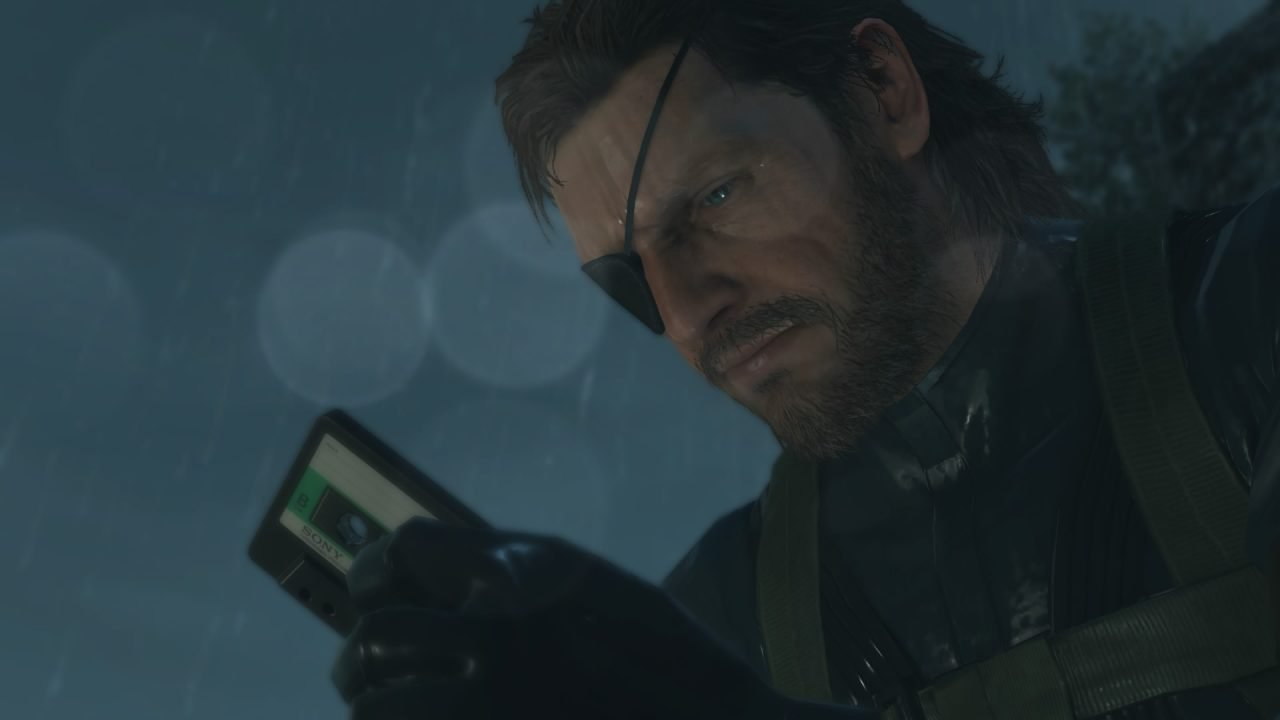 "Metal Gear Solid V OST ""The Lost Tapes"" LE will Come with an Actual Tape - 2015-12-01 11:10:07"