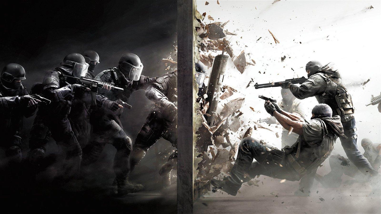 Rainbow Six Siege (Xbox One) Review 8