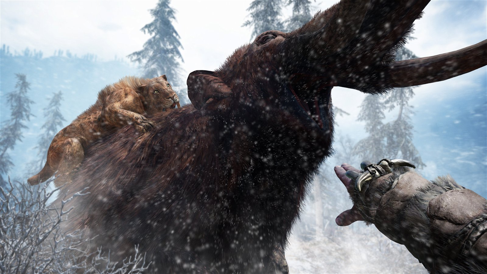 Far Cry Primal Preview: Modern Stoneage FPS 6