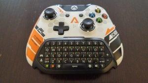 Xbox Chatpad Pic2