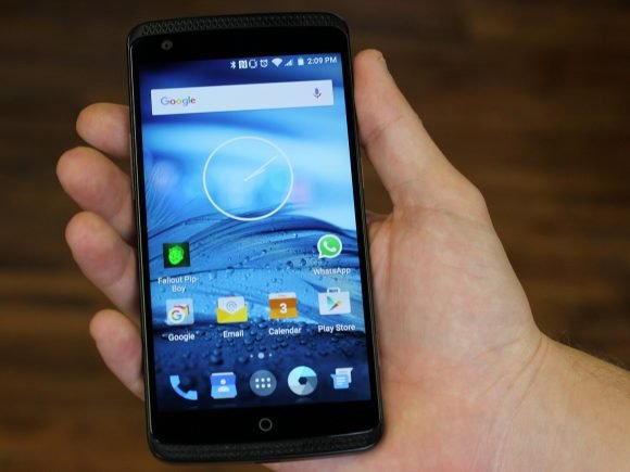 ZTE Axon (Hardware) Review 1