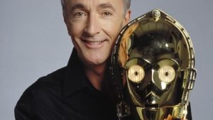 C-3PO Speaks: An Interview with Anthony Daniels
