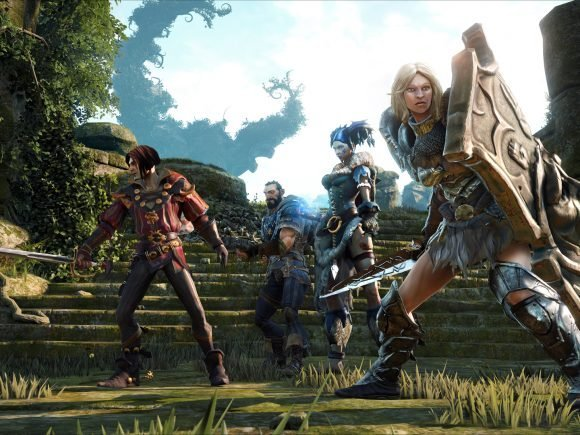 Fable Legends Delays Open Beta to Spring 2016 - 2015-12-14 11:30:51