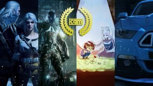 CGMagazine's 2015 Game of the Year Awards
