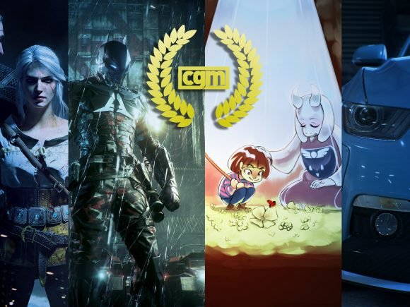 CGM's 2015 Game of the Year Awards