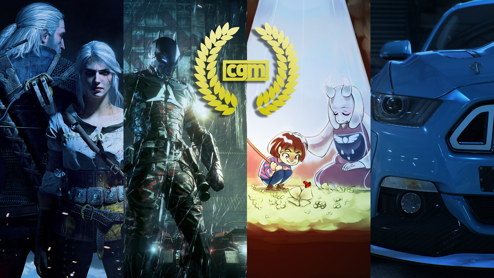 CGMagazine's 2015 Game of the Year Awards