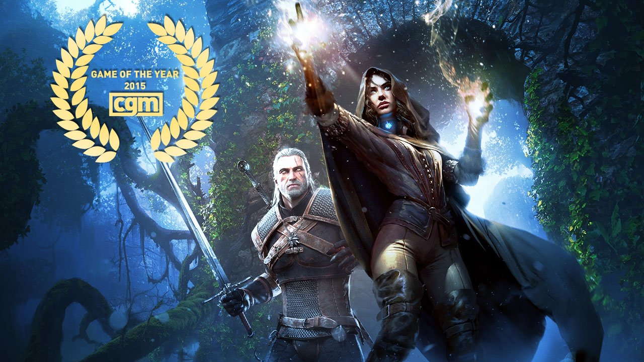 2015 Game of the Year Winner