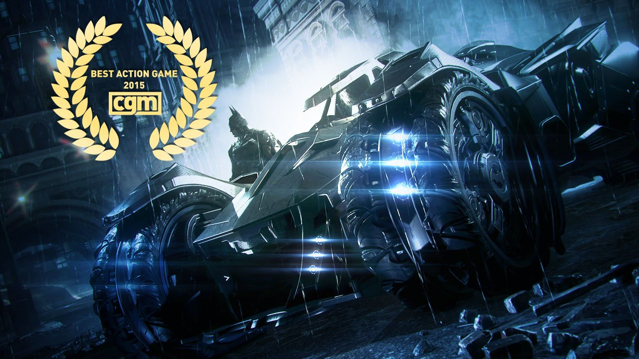 Game of the Year 2015: Action 1