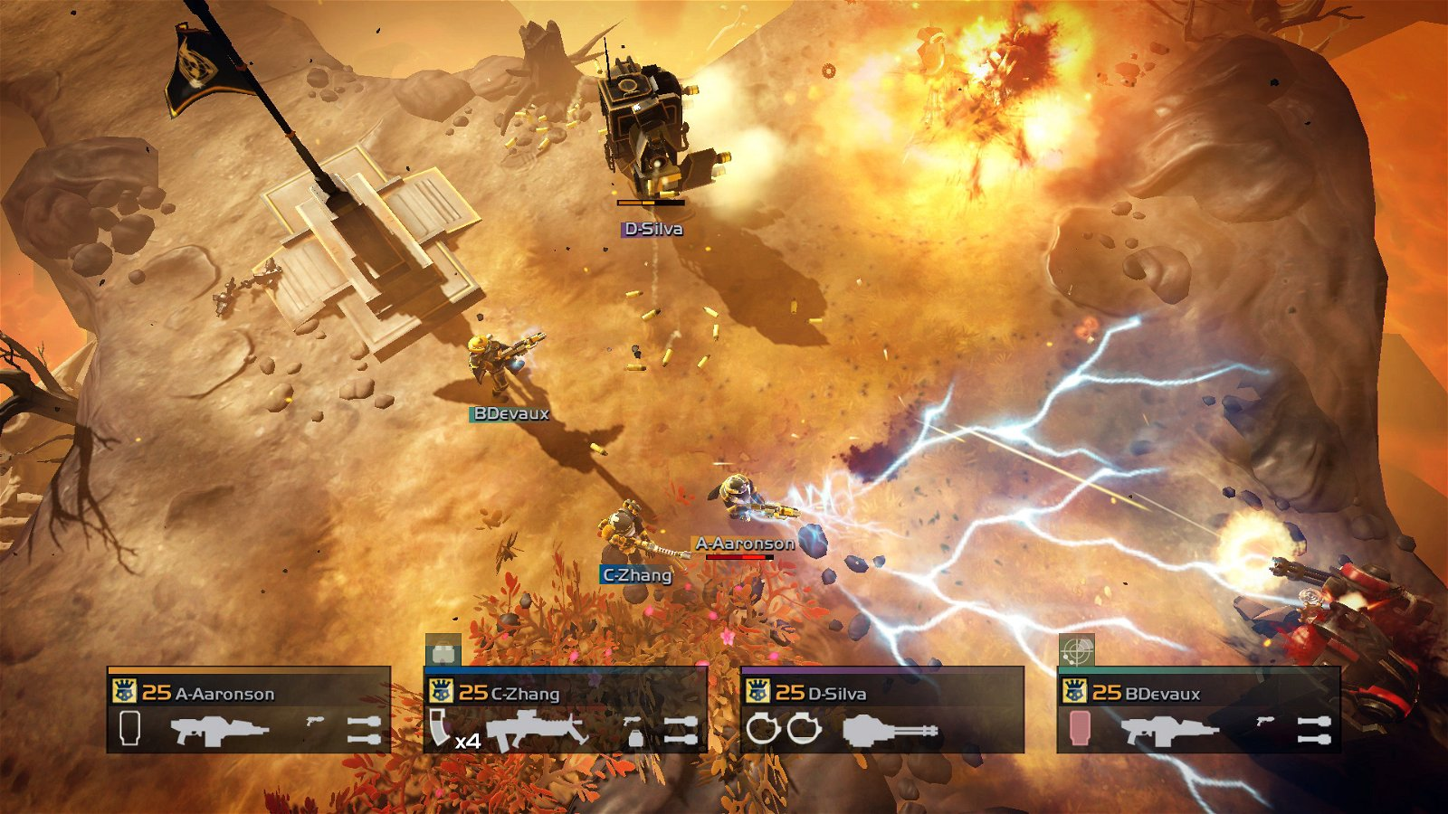 Helldivers (Pc) Review 4