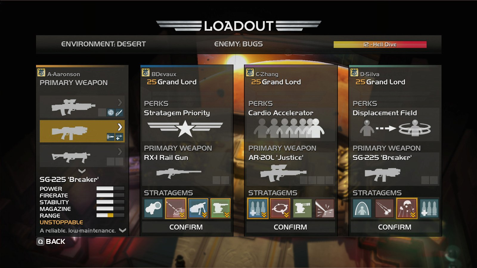 Helldivers (Pc) Review 3