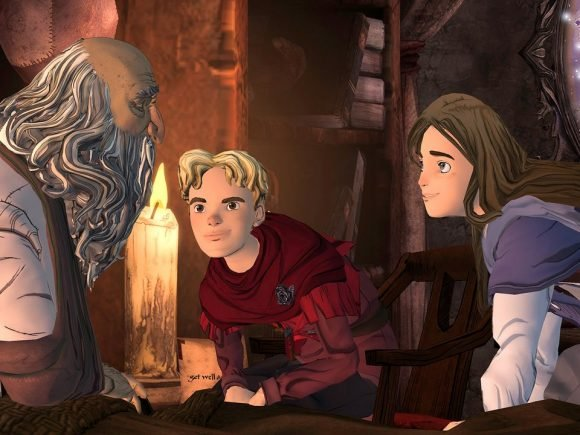 King's Quest Chapter 2 Gets a Release Date - 2015-12-03 10:06:39