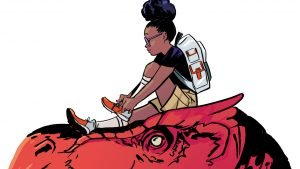 Comic Spotlight – Moon Girl and Devil Dinosaur #1