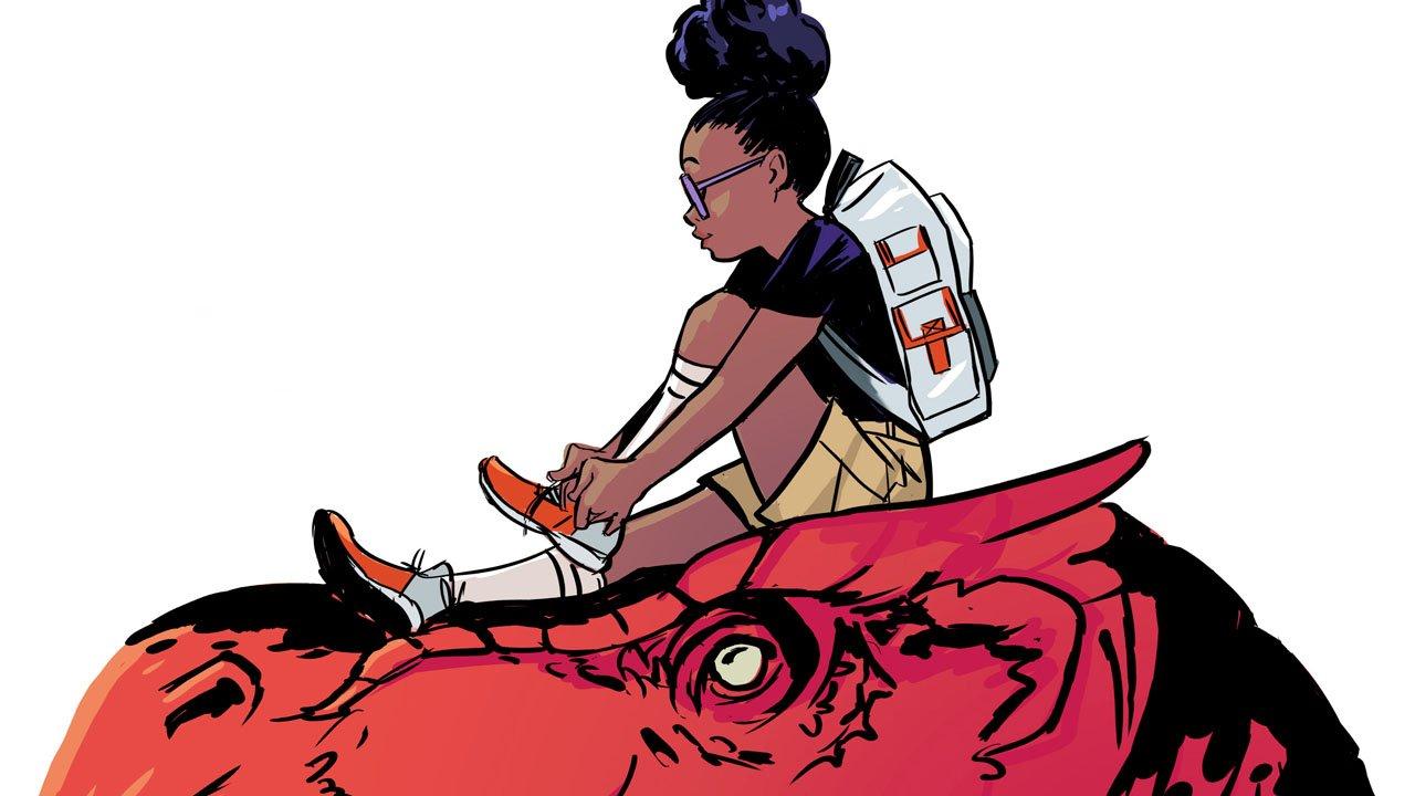 Comic Spotlight – Moon Girl and Devil Dinosaur #1 - 2015-12-09 14:43:29