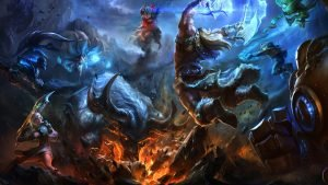 Tencent Buys Remaining Stake in Riot Games - 2015-12-16 18:52:12