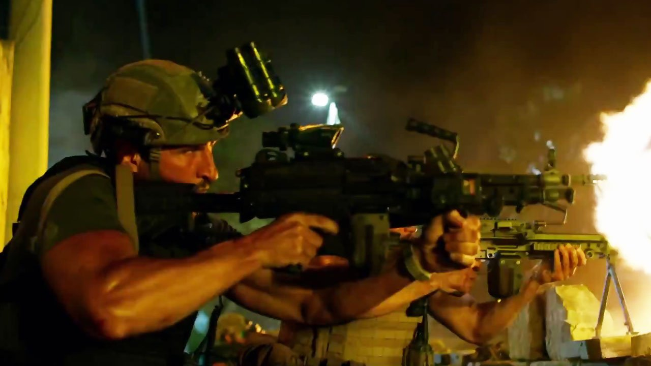 13 Hours: The Secret Soldiers Of Benghazi (2016) Review 7