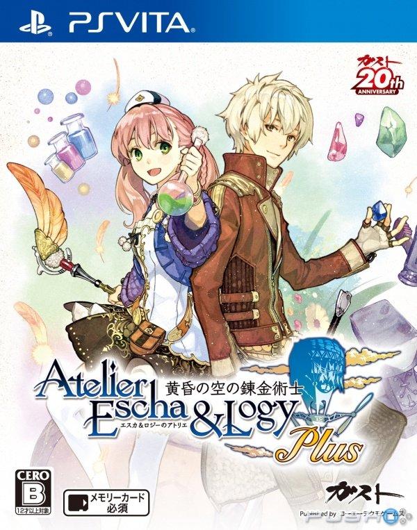 Atelier Escha & Logy Plus: Alchemists of the Dusk Sea (Vita) Review 8