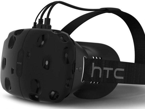 HTC Vive Pre-Orders Start February 29th - 2016-01-11 10:44:32
