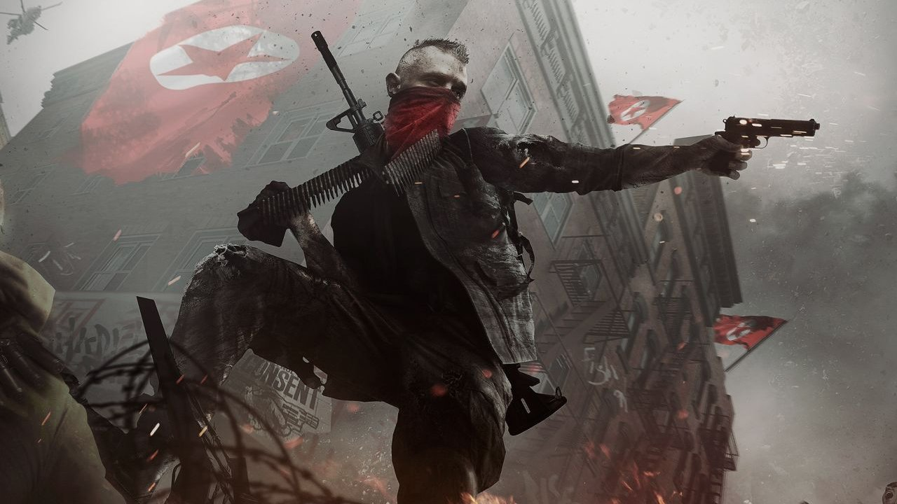 Homefront: The Revolution Release Date Announced - 2016-01-12 09:18:56
