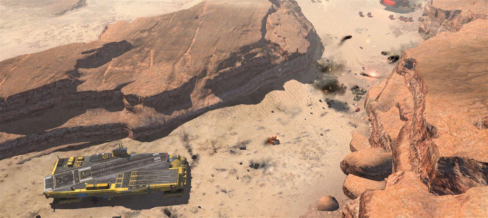Homeworld Deserts of Kharak insert2