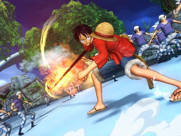 One Piece Pirate Warriors 2 screenshot 01 580x435 - Bandai Namco Supposedly Developing NX Games