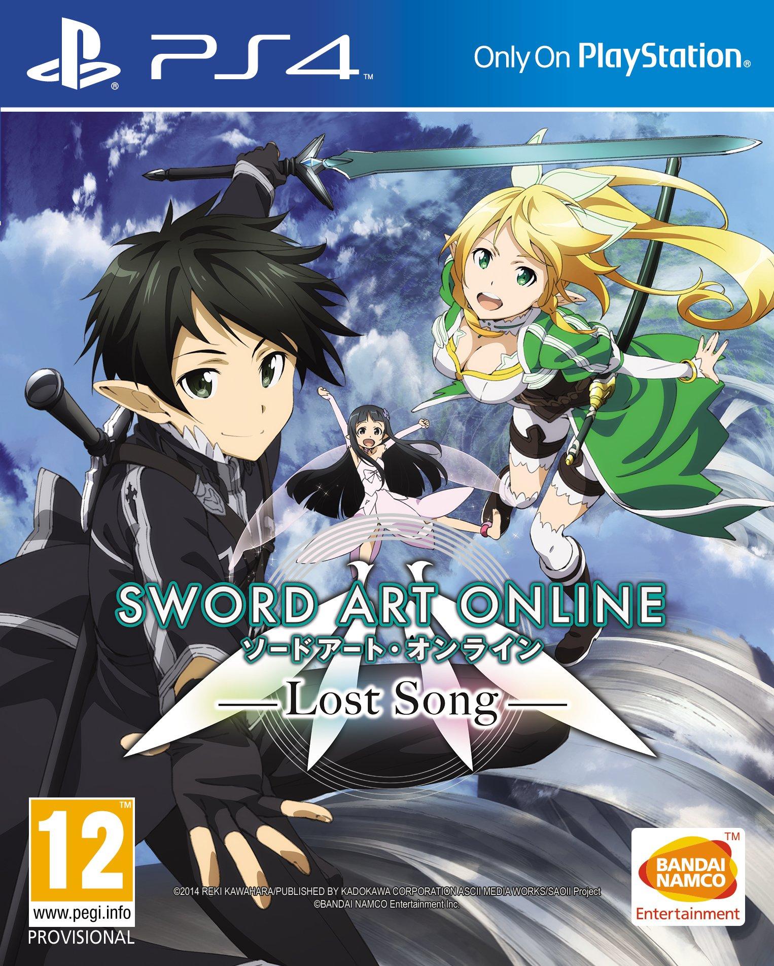 Sword Art Online: Lost Song (PS4) Review 4