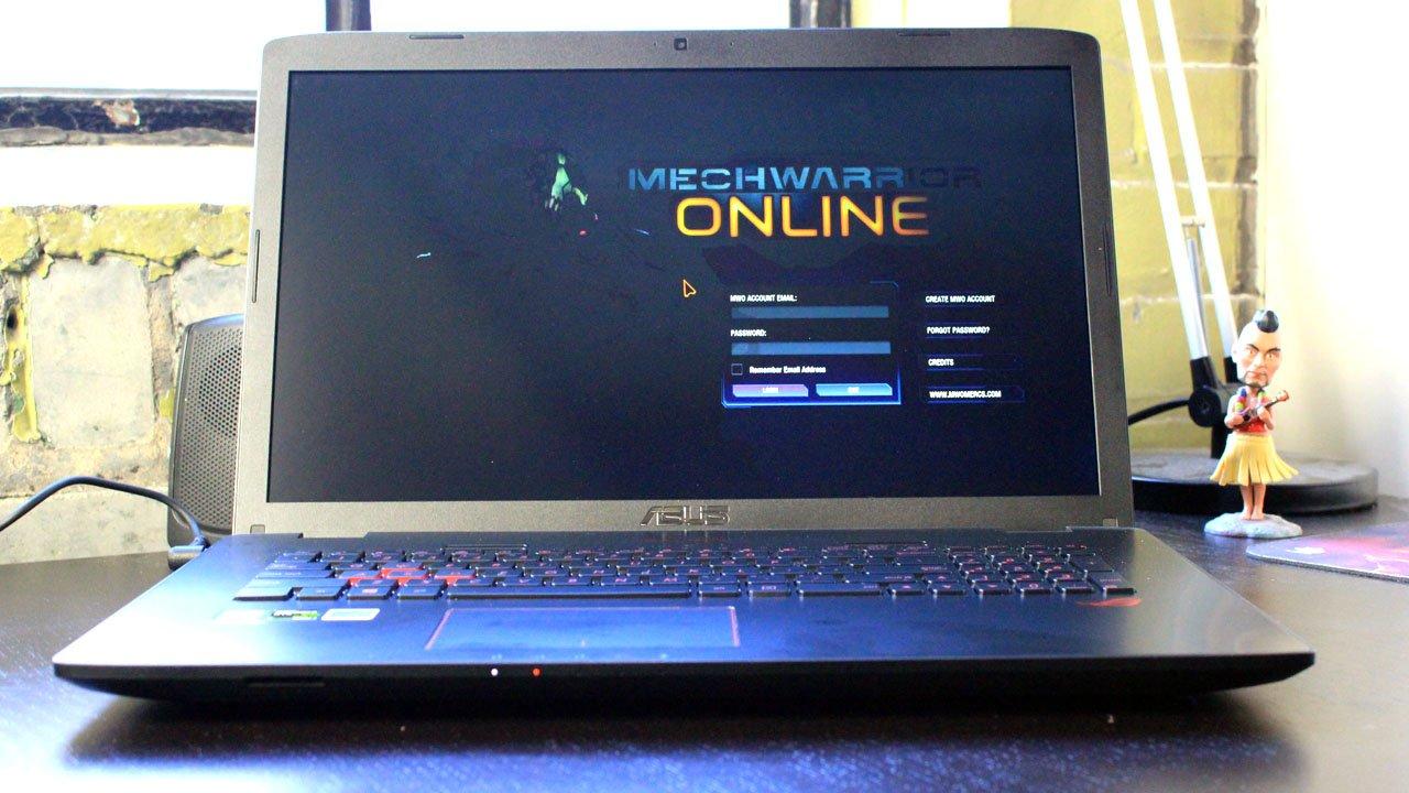 ASUS GL752VW Laptop (Hardware) Review 1