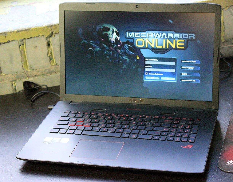 Asus Gl752Vw Laptop (Hardware) Review