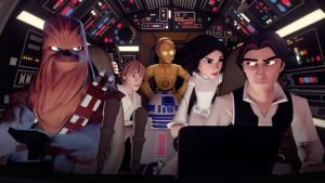 Disney Infinity: Rise Against the Empire Giveaway
