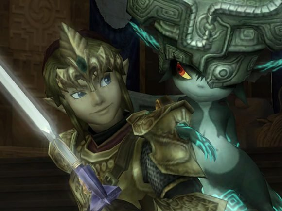 Wolf Link Amiibo Unlocks An Exclusive Dungeon
