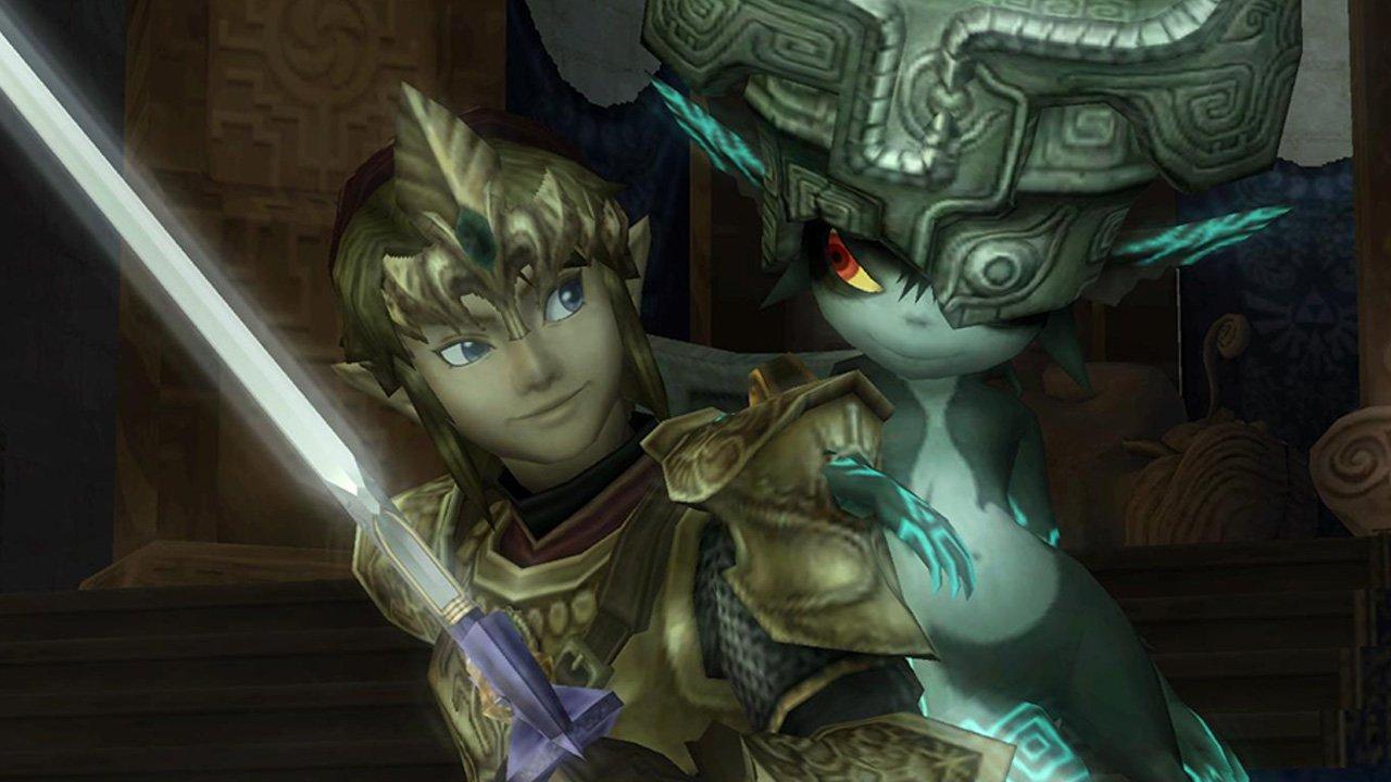 Wolf Link Amiibo Unlocks An Exclusive Dungeon