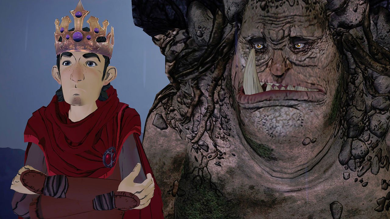 King's Quest - Chapter 2: Rubble Without A Cause (PC) Review 3