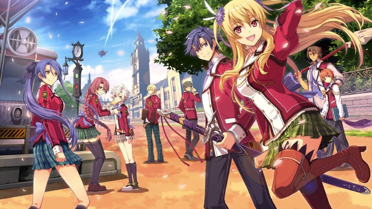 Trails Of Cold Steel World Map.The Legend Of Heroes Trails Of Cold Steel Ps Vita Review