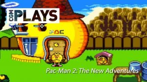 Let's Play: Pac-Man 2: The New Adventures - 2016-01-25 15:09:28