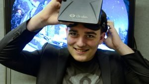 Lawsuit Against Oculus founder Palmer Luckey Can Proceed - 2016-01-20 08:19:57