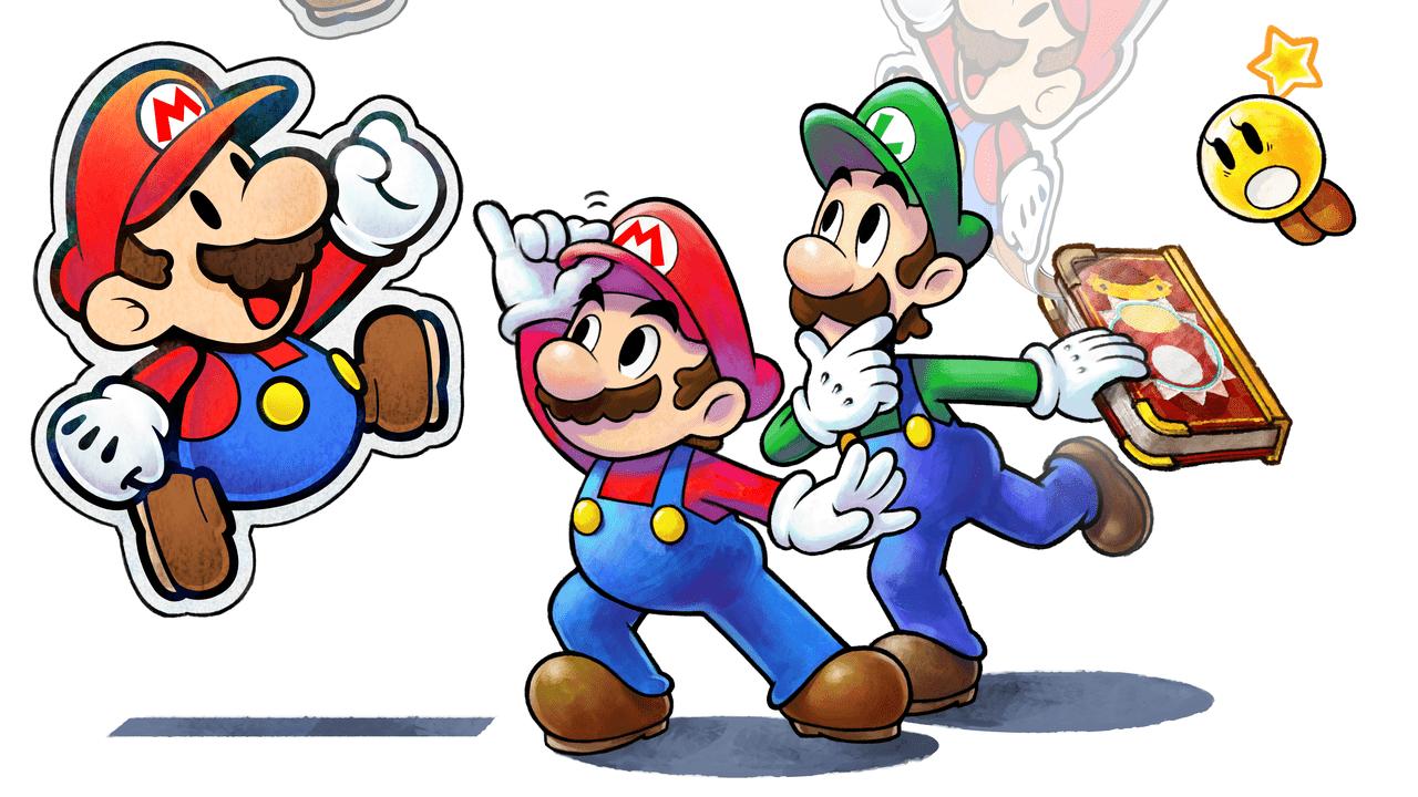 Mario and Luigi: Paper Jam (3DS) Review 8