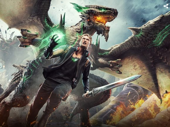 Scalebound Delayed to 2017 - 2016-01-04 09:24:51