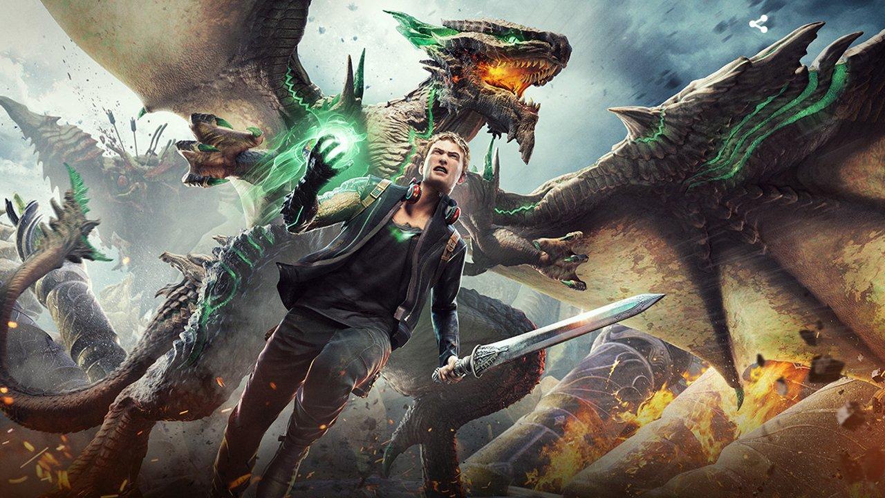 Scalebound Delayed to 2017 - 2016-01-04 09:24:51