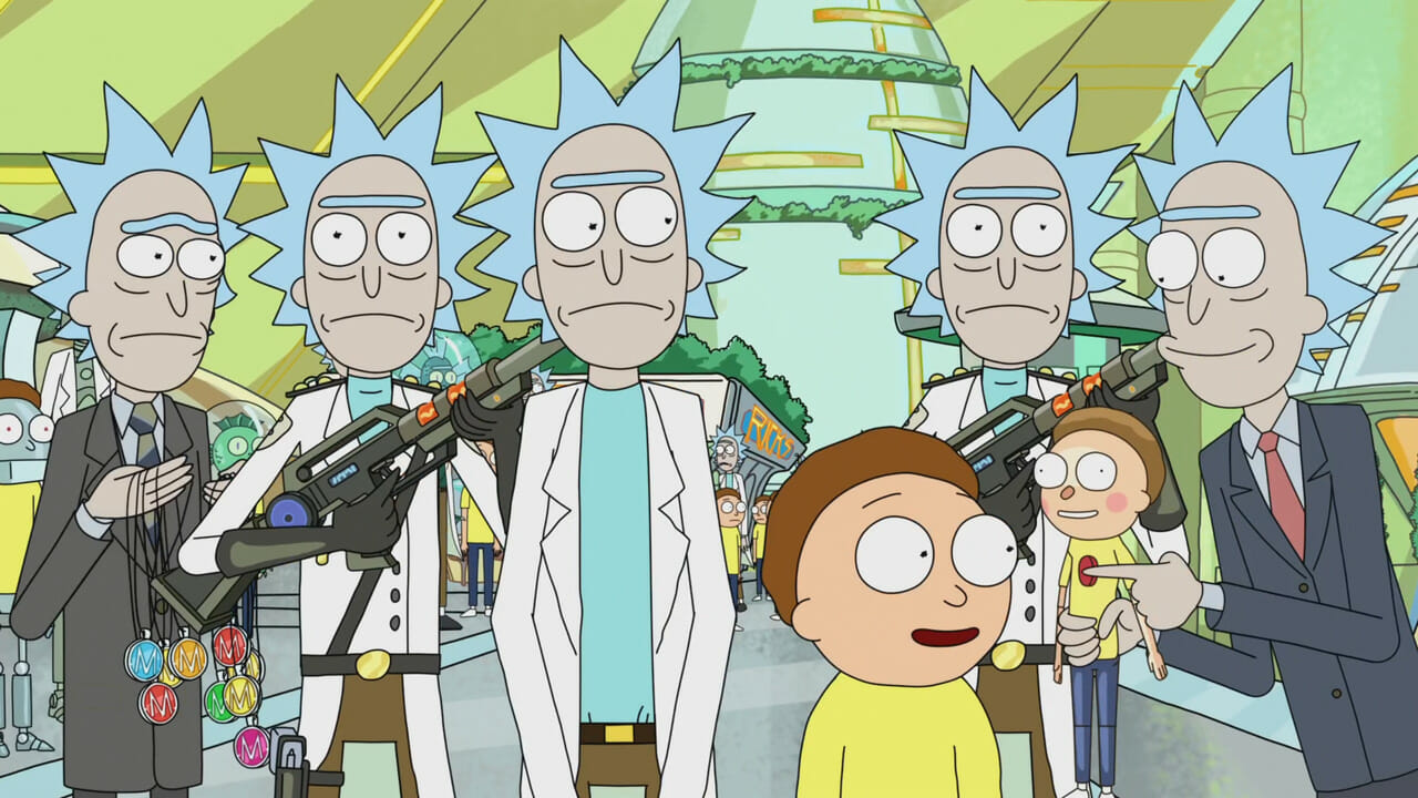 New! 52 Mortys To Start In Pocket Mortys - 2016-01-07 14:31:29