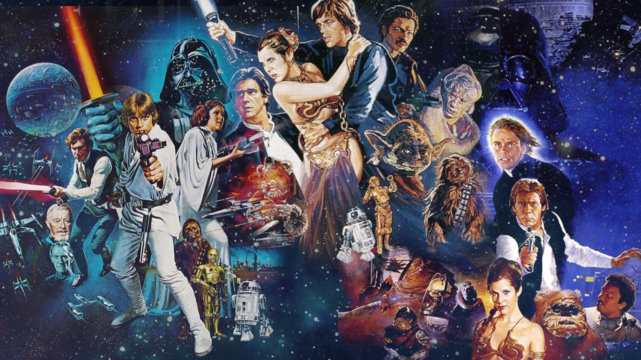 A New Hope: A Brief History of Star Wars 7