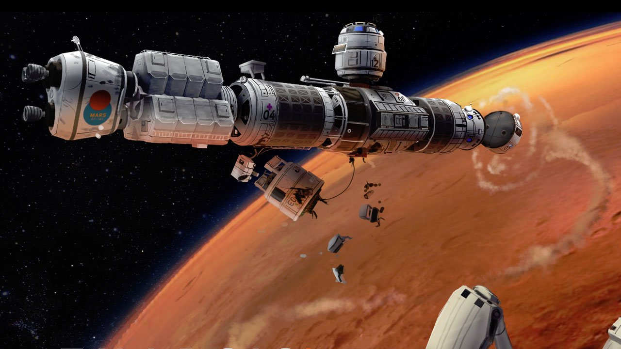 Tharsis (PS4) Review 3