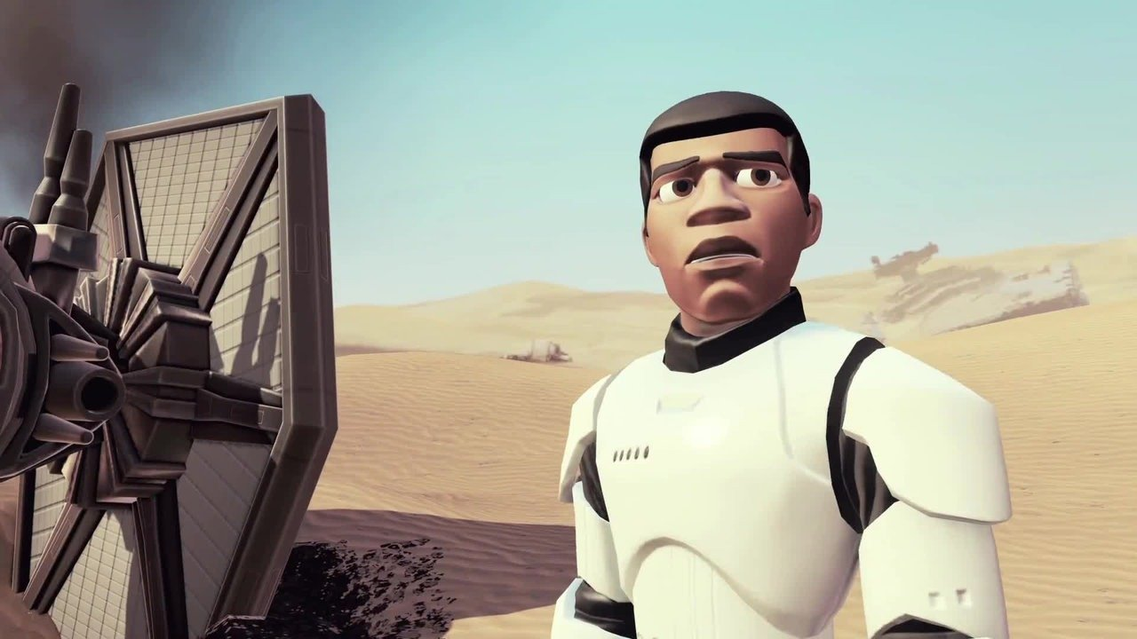 Disney Infinity 3.0: Star Wars: The Force Awakens (PS4) Review 2