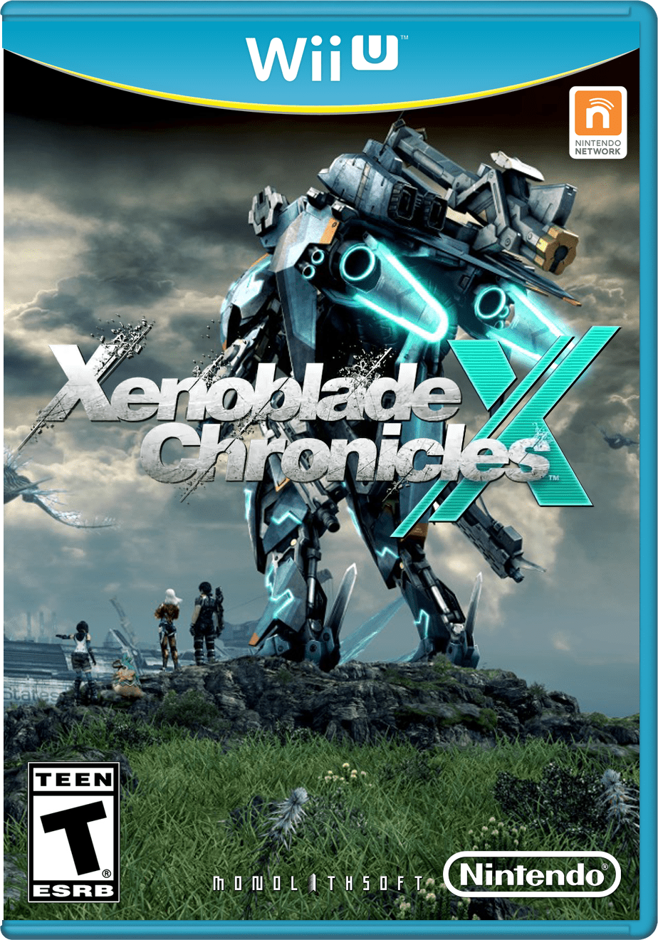 Xenoblade Chronicles X (Wii U) Review 4