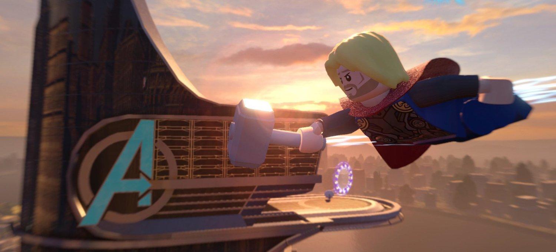 LEGO Marvel's Avengers insert 2