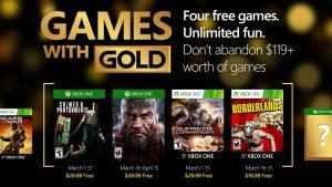 Adventure in March With These Games for Gold 1
