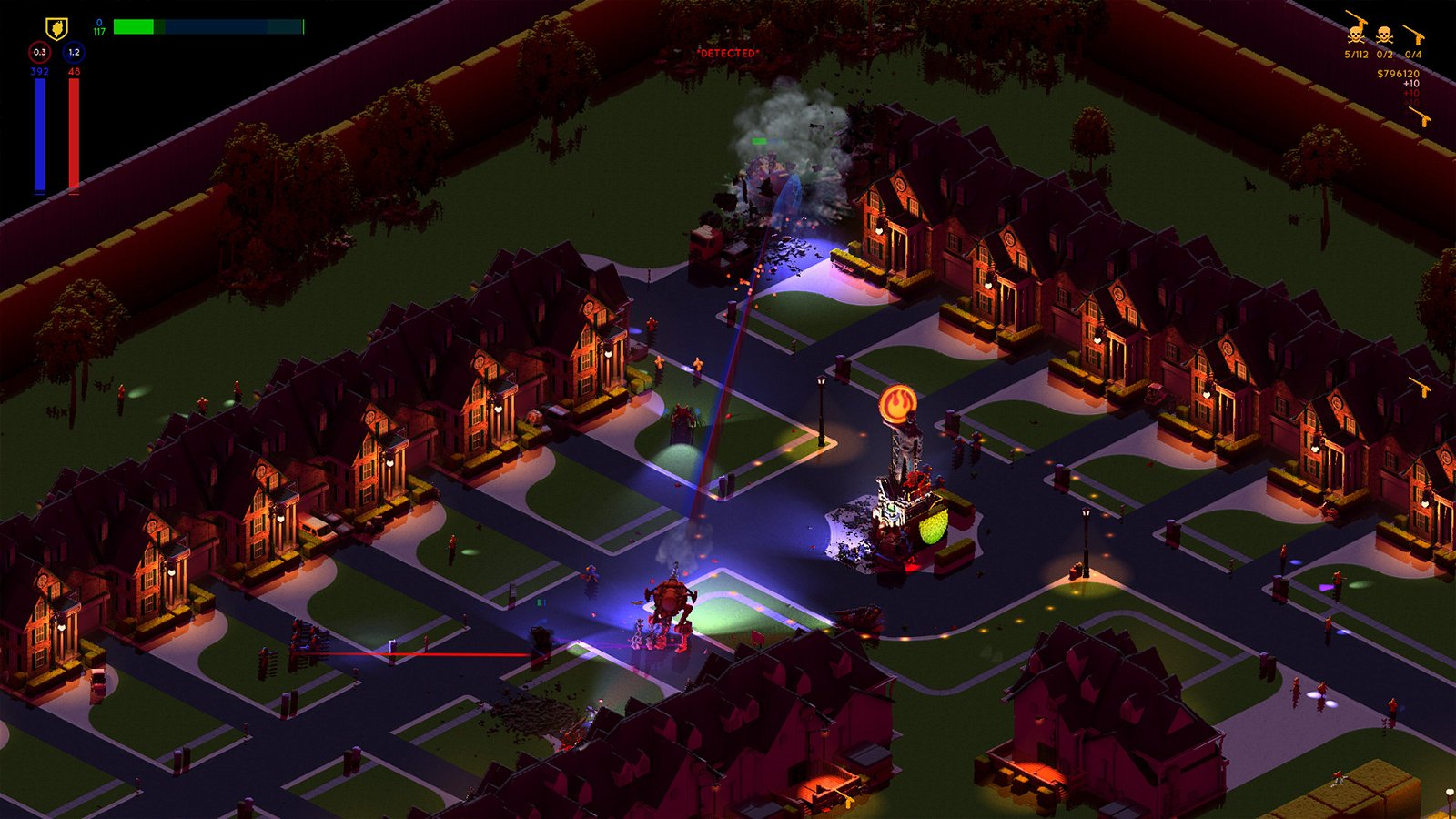 Reverence For Retro: Brigador Early Access Look 4
