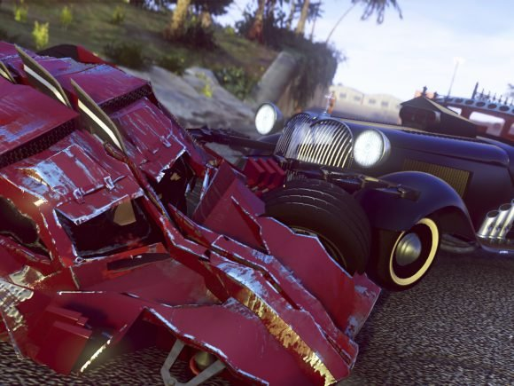 Carmageddon: Max Damage Coming to the Consoles