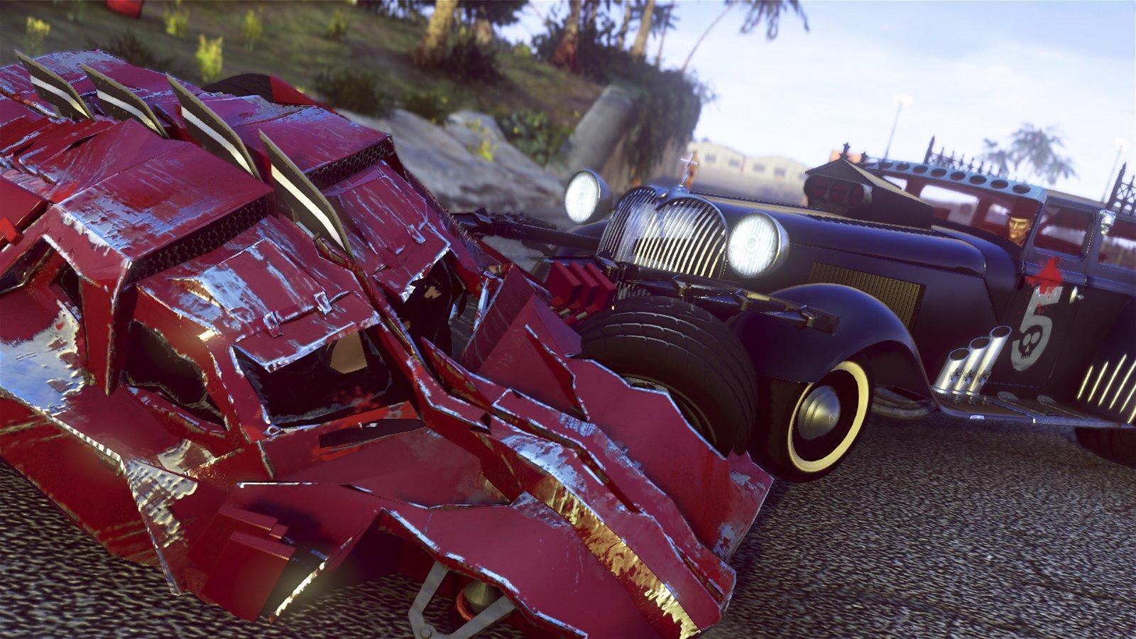 Carmageddon: Max Damage Coming to the Consoles