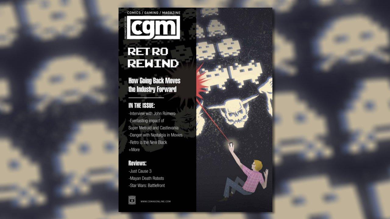 CGMagazine December 2015: Retro Rewind 1