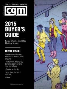CGMagazine October 2015: The