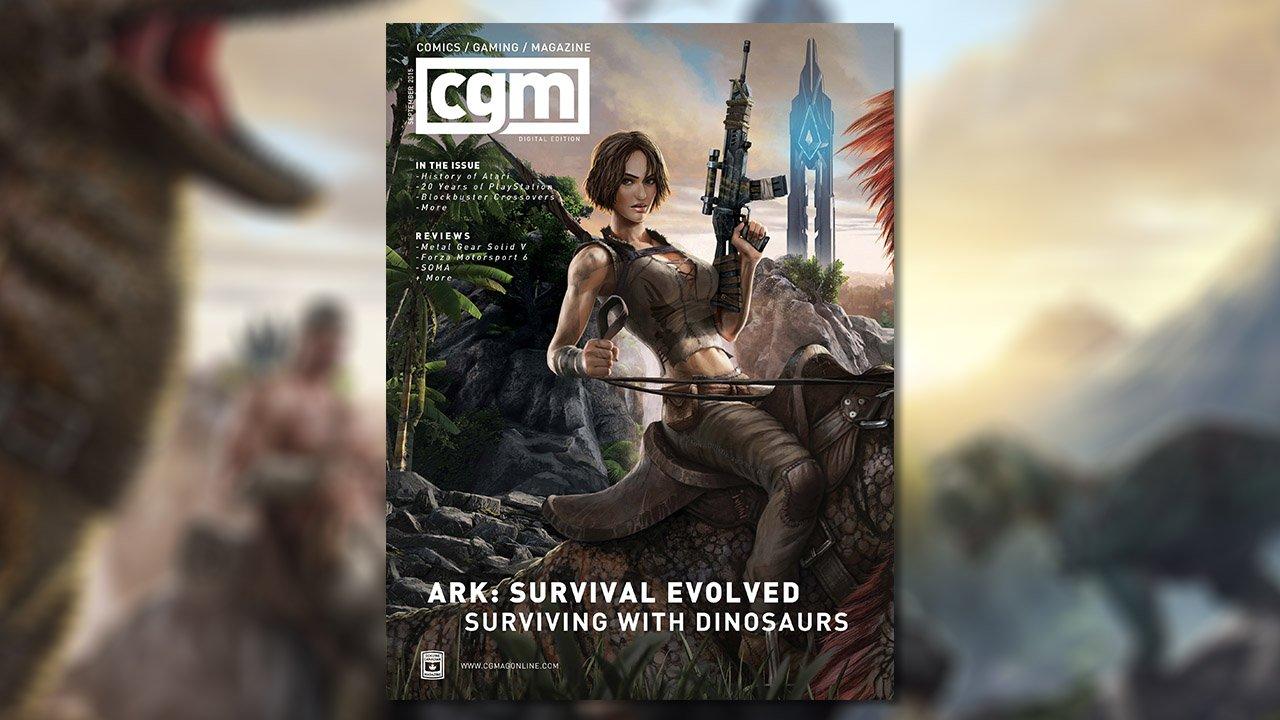 CGMagazine September 2015 1